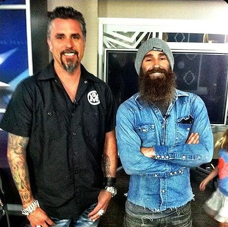 photos of richard rawlings and aaron kaufman gas monkey. Black Bedroom Furniture Sets. Home Design Ideas