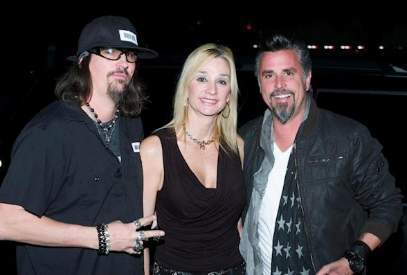 Richard Rawlings Wife Gas Monkey Pictures | Mulberry Nails
