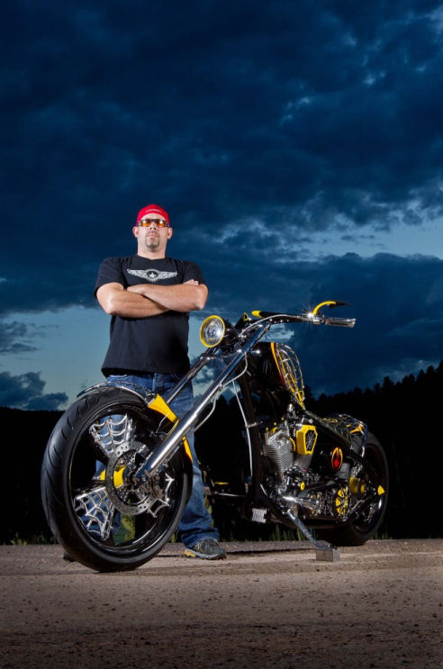 paul teutul jr. wedding photos. Paul Jr Designs Anti-Venom