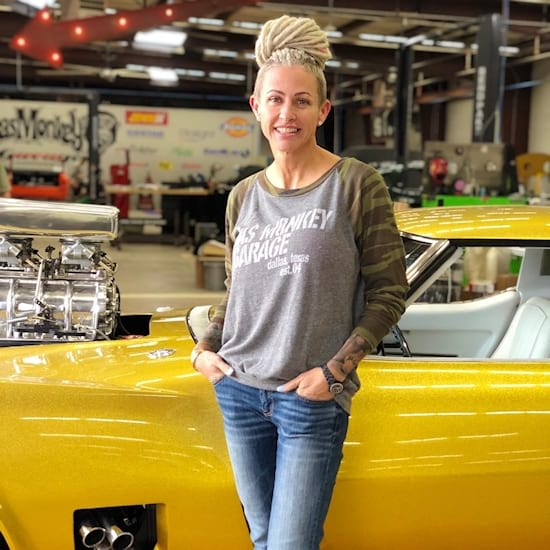 kristy from fast and loud sexy pics