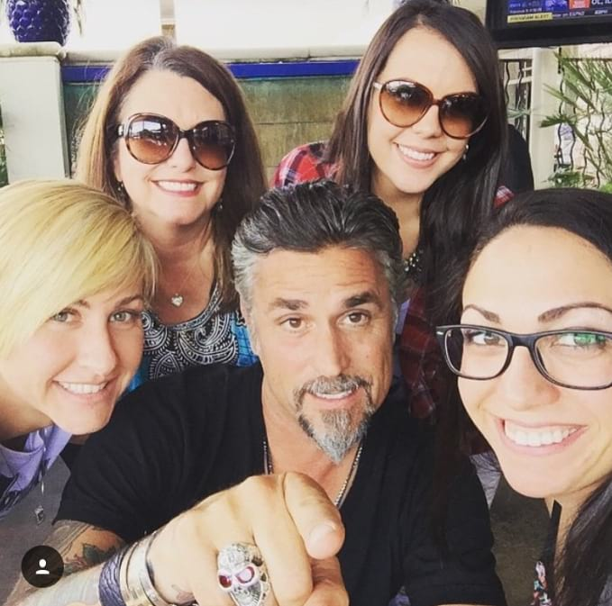 Photos of Richard and the Ladies | Gas Monkey Garage Fans